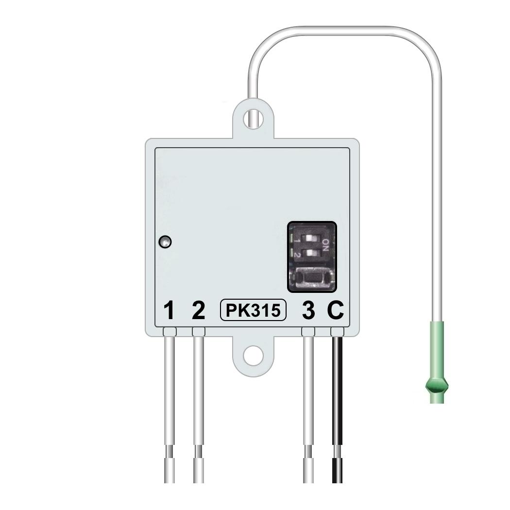Беспроводной выключатель nooLite PK-315
