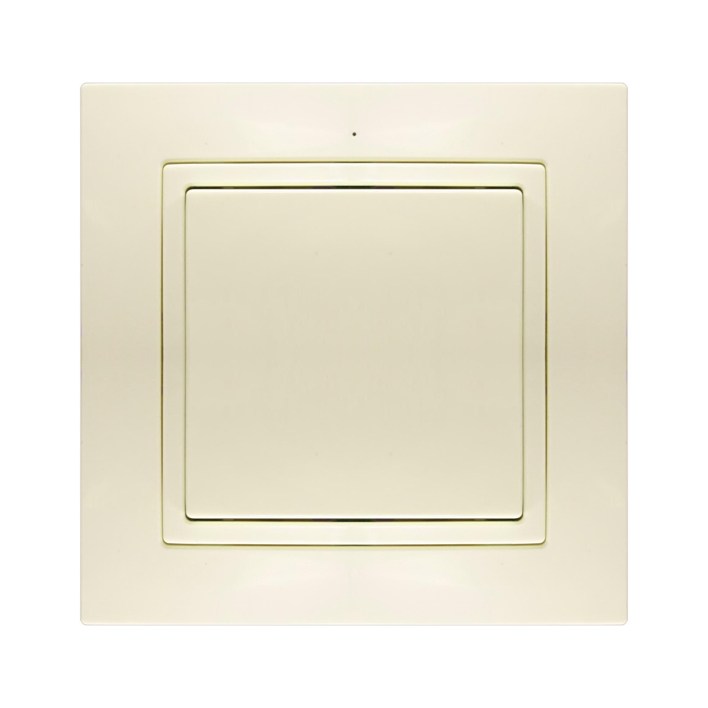 Беспроводной выключатель nooLite PB-211 бежевый