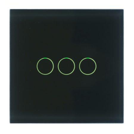 Сенсорный радиовыключатель nooLite PG-311 черный