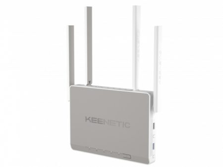 Интернет-центр Keenetic Giga (KN-1010) – 2