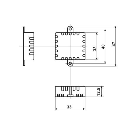 Гранит БЗТ-300-СУ-Ф Размеры