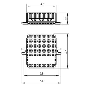 Ноотехника (размер)
