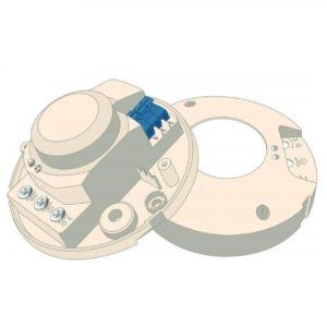 Микроволновый датчик движения Zamel MCR-02